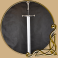 LARP Two Handed sword- Arenmegil - the Kings sword